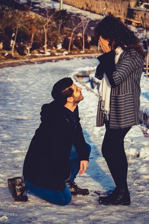 Flirten beziehung